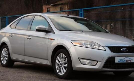 Ford mondeo 1.8 tdci 125 trend 5p.