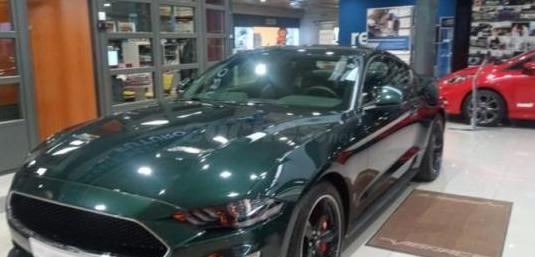 Ford mustang 5.0 tivct v8 mustang gt bullitfastsb.