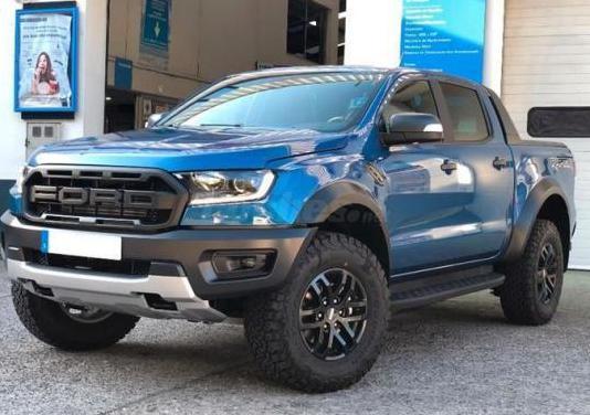 Ford ranger 2.0 tdci 157kw 4x4 dob cab raptor at 4