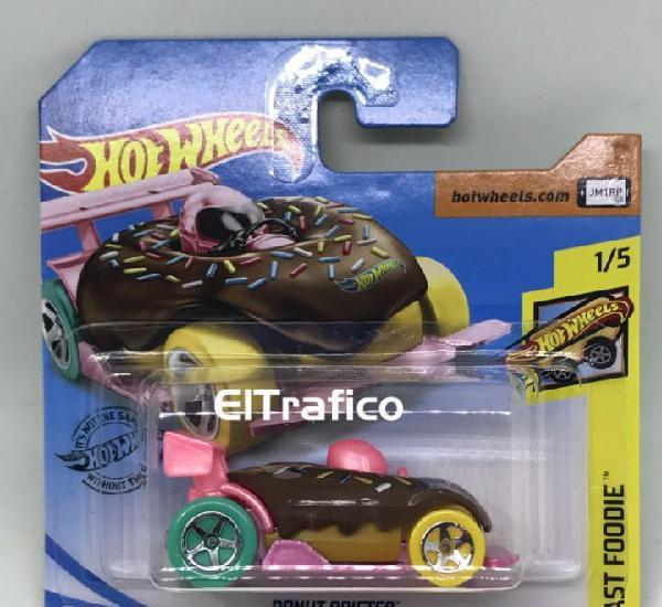 Hot wheels donut drifter 1:64 hotwheels 2020