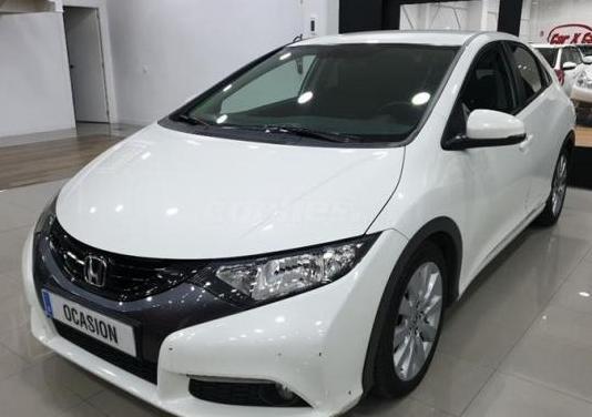 Honda civic 1.8 ivtec executive navi auto 5p.