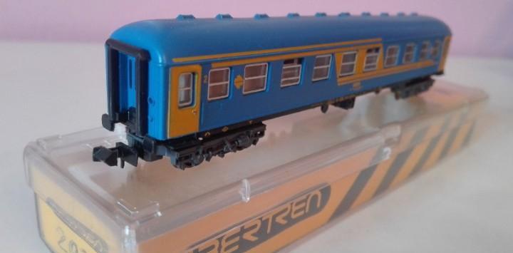 Ibertren 230, vagón nueva imagen renfe