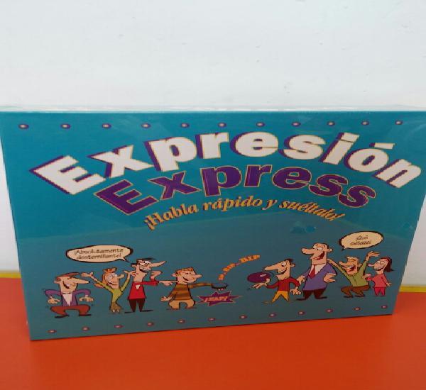 Juego expresión express con temporizador.mb 1996.nuevo en