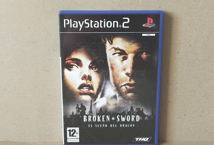 Juego sony playstation 2 - pal - broken sword: el sueño del