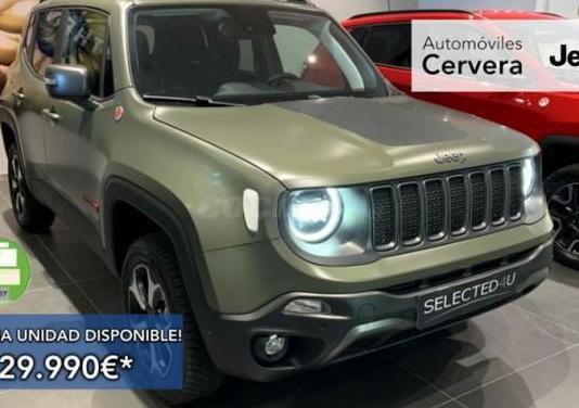 Jeep renegade 2.0 mjet trailhawk 4x4 170cv auto ad