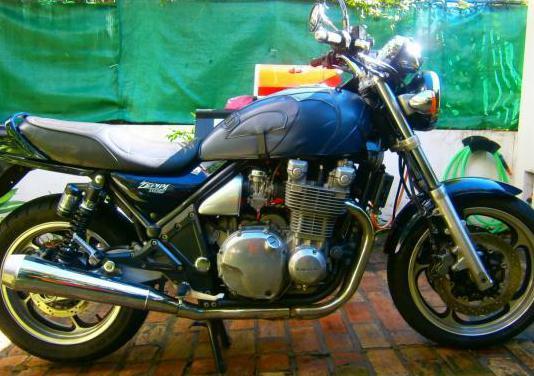 Kawasaki zephyr 1100 (1991-1995)