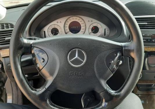 Mercedes-benz clase e e 320 cdi avantgarde auto