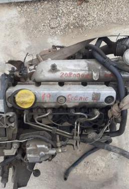 Motor 1.9 dti (f8t) renault scenic