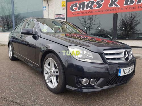 Mercedes clase c c 180 cdi avantgarde amg