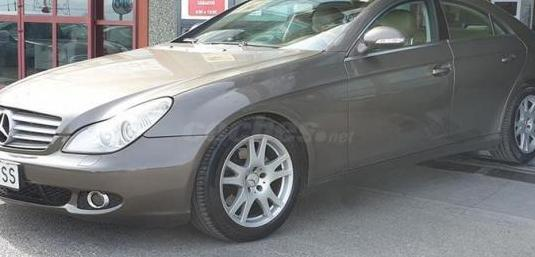 Mercedes-benz clase cls cls 320 cdi 4p.