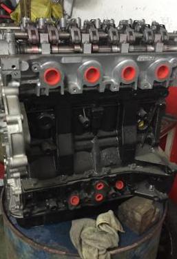 Motor renault master 2.5 dci