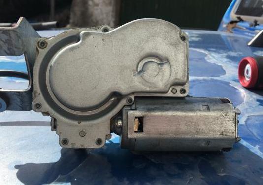 Motor limpiaparabrisas trasero opel corsa b