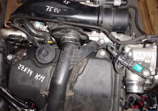 Motor renault clio 4 k9k c 612 75cv dci