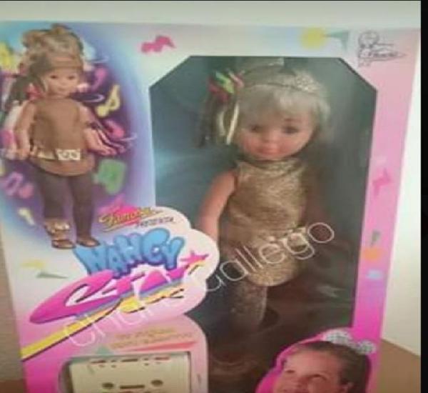 Nancy star nueva en caja sin sacar de ella