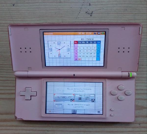Nintendo ds lote rosa - no funciona el slot de juegos ds