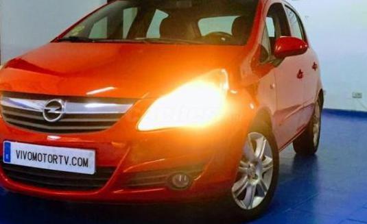 Opel corsa enjoy 1.3 cdti 90 cv 5p.