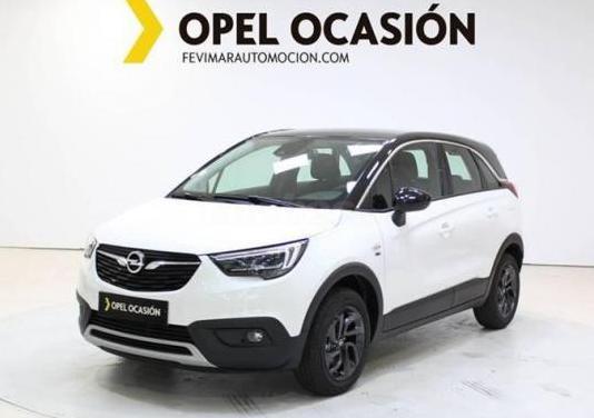 Opel crossland x 1.2 81kw design line 120 aniversa