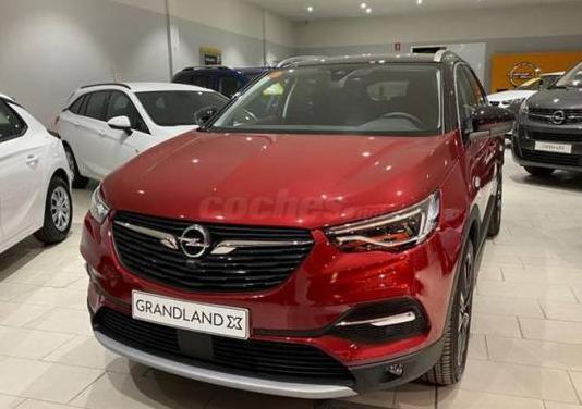 Opel grandland x phev 1.6 turbo ultimate auto phev