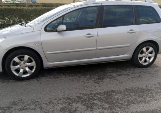 Peugeot 307 sw 1.6 hdi 110 fap dsign
