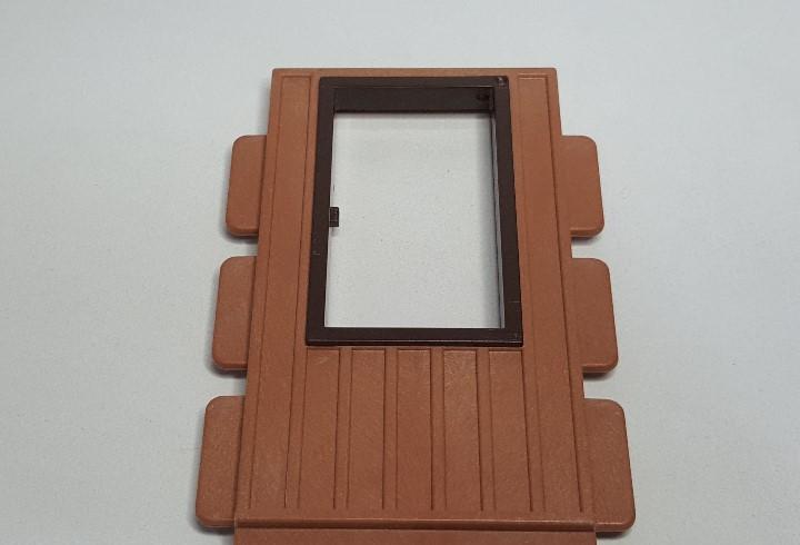 Pared muro ventana playmobil 3768 silver ranch rancho granja