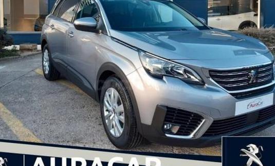 Peugeot 5008 active 1.2l puretech 96kw 130cv ss 5p