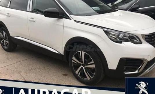 Peugeot 5008 allure 1.2l puretech 96kw 130cv eat8