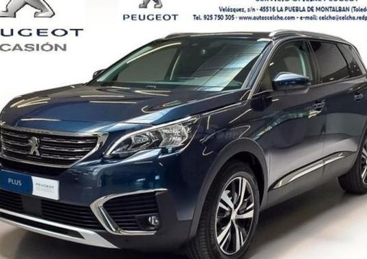 Peugeot 5008 allure bluehdi 96kw 130cv ss eat8 5p.