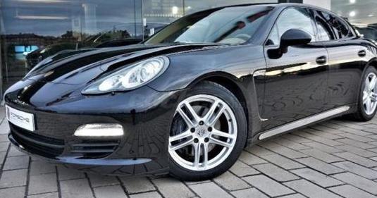 Porsche panamera 3.0 td tiptronic 5p.