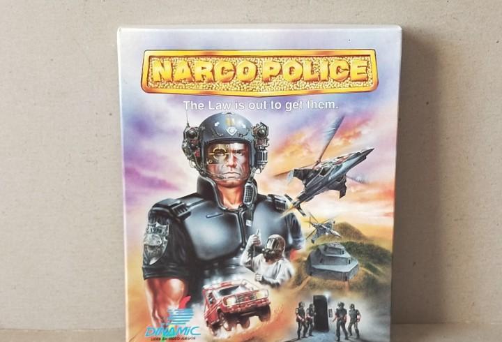 Spectrum. dinamic: narco police - edicion española en caja