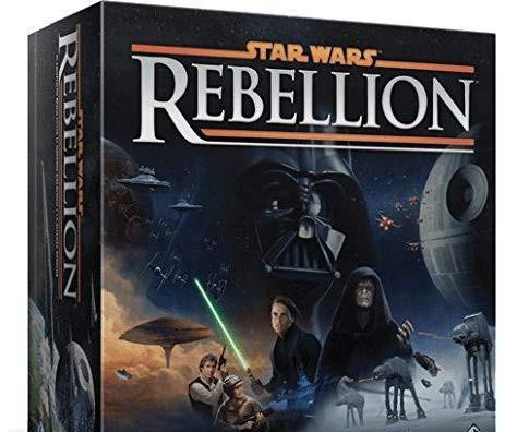 Star wars: rebellion - juego de mesa - nuevo