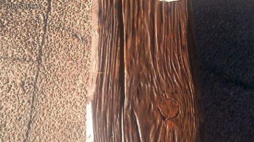 Viga imitación decorativa 8 cm alto 13cm ancho, 2,60 m