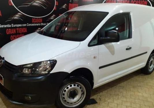 Volkswagen caddy furgon pro 1.6 tdi bmt 102cv