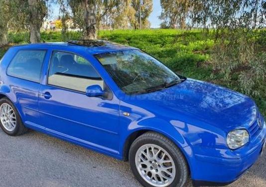 Volkswagen golf 1.8t gti edicion especial 3p.
