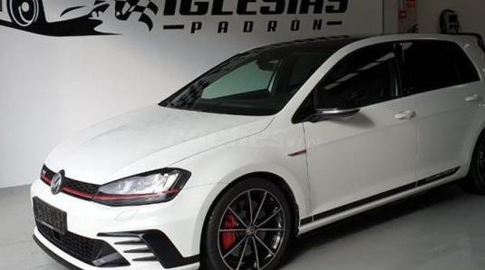 Volkswagen golf gti clubsport 2.0 tsi 265cv bmt ds