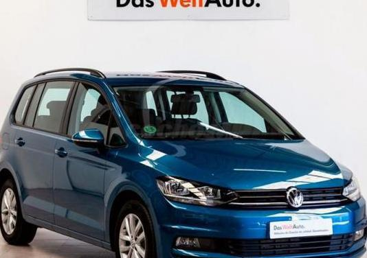 Volkswagen touran business navi 1.6 tdi 85kw 115c