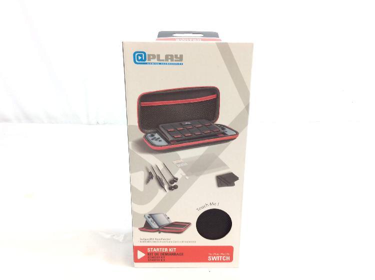 Otros accesorios nintendo switch @play starter kit
