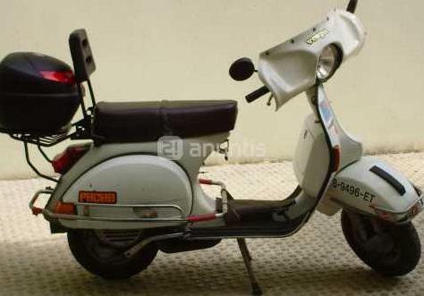 Vespa p 200 e (1983-1986)