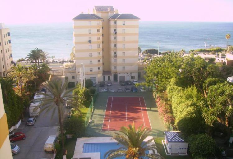 Benalmádena costa, piso 1ª linea, playa santa ana, vistas