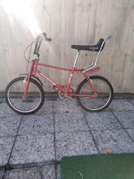 Bh bicicross antigua vintage perfecto estado