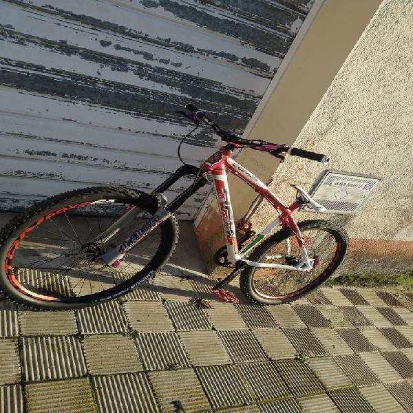 Bicicleta conor afx 2010 custom