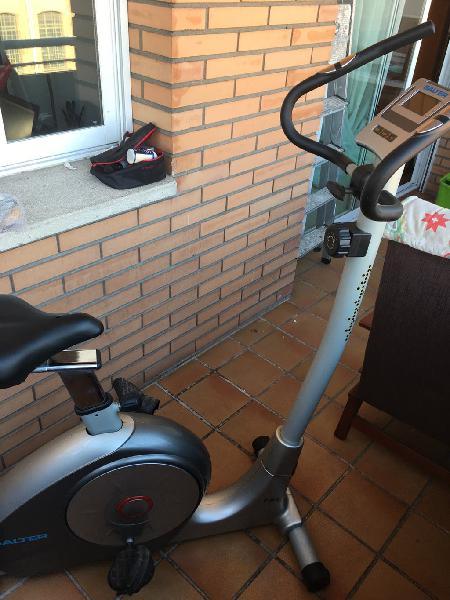 Bicicleta estática salter (averiada)