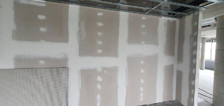 Buscamos instaladores del pladur para alemana