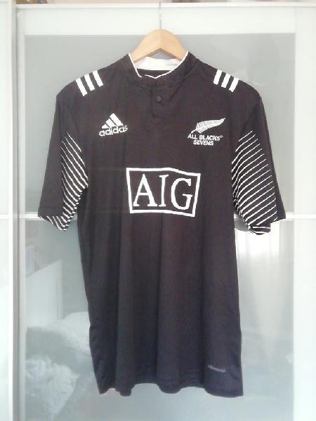 Camiseta rugby all blacks sevens