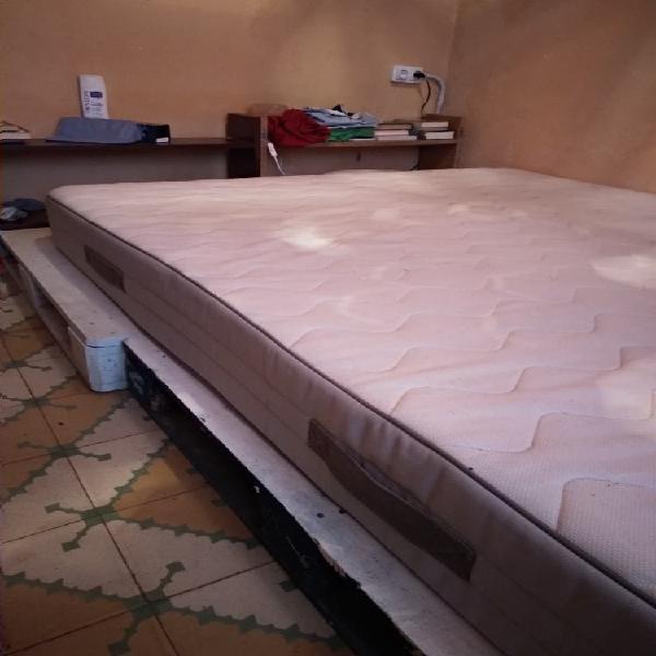 Colchón ikea 160x200 espuma firme