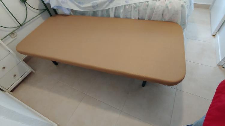 Colchon. flex y tapiflex de 80cm x 1, 82 cm