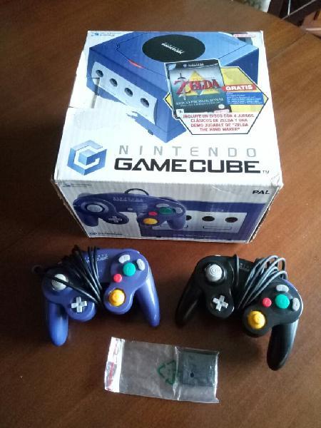 Colección nintendo gamecube