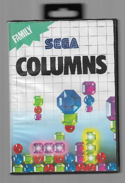 Columns de master system