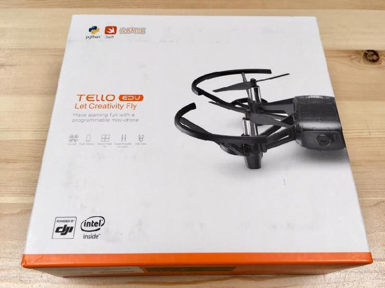 Dji tello edu, dron programable