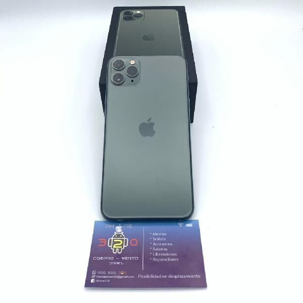 Iphone 11 pro 64gb original factura garantía