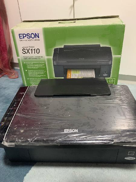 Impresora epson sx100
